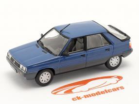 Renault 11 (R11) bouwjaar 1981 donkerblauw / zwart 1:43 Norev