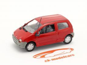Renault Twingo Baujahr 1993 rot 1:43 Norev