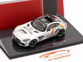 Mercedes-Benz AMG GT-R Safety Car формула 1 2020 1:43 Ixo