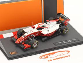 Robert Schwarzman Dallara F3 #28 kampioen Circuit Paul Ricard F3 2019 1:43 Ixo
