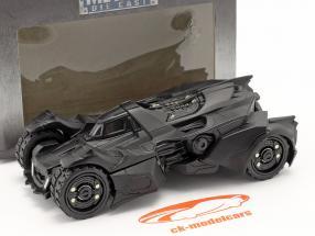 Batmóvel Batman Arkham Knight (2015) Preto 1:43 Jada Toys