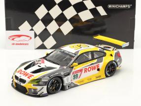 BMW M6 GT3 #99 vencedora 24h Nürburgring 2020 Rowe Racing 1:18 Minichamps