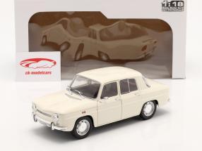 Dacia 1100 bouwjaar 1968 wit 1:18 Solido