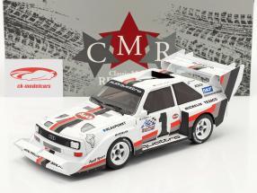 Audi Sport quattro S1 E2 #1 Vincitore Pikes Peak 1987 Walter Röhrl 1:18 CMR