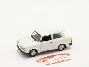 Trabant 1.1 limousine hvid 1:43 De Agostini