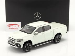 Mercedes-Benz X-klasse bering hvid 1:18 Norev