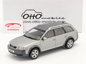 Audi Allroad Quattro Byggeår 2000 Grå 1:18 OttOmobile