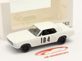 Ford Mustang Coupe #184 1968 Jet Car 1:43 Norev