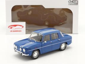 Renault 8 Gordini 1300 Baujahr 1967 blau 1:18 Solido