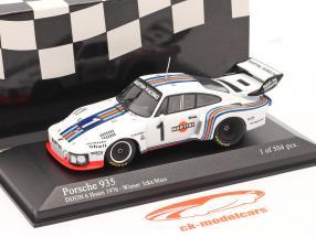 Porsche 935 #1 gagnant 6h Dijon 1976 Ickx / Mass 1:43 Minichamps