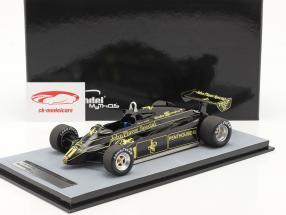 Elio de Angelis Lotus 91 #11 Winner Austrian GP formula 1 1982 1:18 Tecnomodel