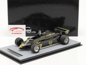 Nigel Mansell Lotus 91 #12 Großbritannien GP Formel 1 1982 1:18 Tecnomodel