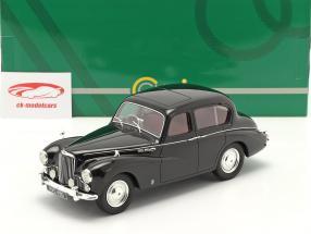 Sunbeam Talbot 90 MK III Byggeår 1954 sort 1:18 Cult Scale