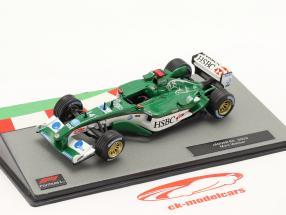 Mark Webber Jaguar R4 #14 formule 1 2003 1:43 Altaya