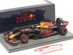 Max Verstappen Red Bull RB16B #33 2. spansk GP formel 1 2021 1:43 Spark