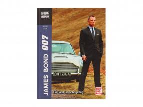 Libro: Leyendas del motor - James Bond 007 - A Bond es no suficiente