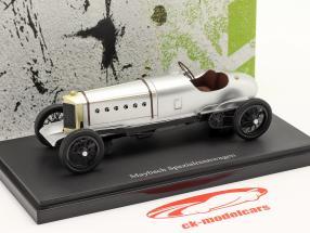 Maybach Særlig racerbil Byggeår 1920 sølv 1:43 AutoCult