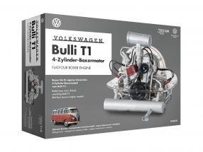 Volkswagen VW Bulli T1 Motor bóxer de 4 cilindros 1950-1953 Equipo 1:4 Franzis