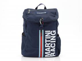 Porsche mochila Martini Racing Collection azul oscuro