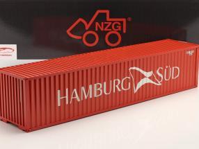 40 FT Envase Hamburg Süd 1:18 NZG