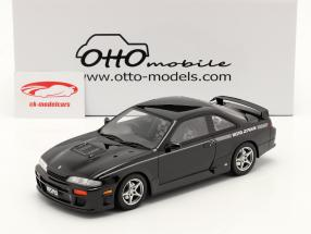 Nissan Silvia 270R (S14) Coupe Byggeår 1994 sort 1:18 OttOmobile