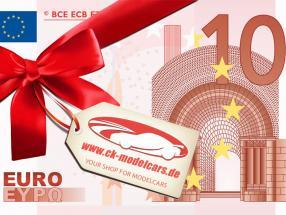 10 Euro gavekort