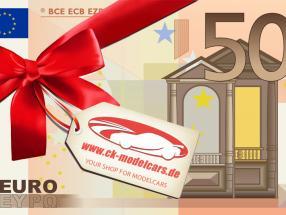 50 Euro Coupon