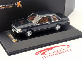 Ford Del Rey Ouro 1982 gris oscuro 1:43 X