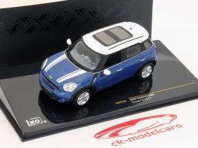 Mini Countryman Cooper S produktionsår 2011 1:43 Ixo