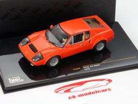 Ligier JS2 Coupe Jaar 1972 rood 1:43 Ixo