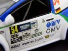 Citroen C2 Super 1600 Rally Duitsland 2006 #54 1:43 Ixo