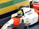 Ayrton Senna McLaren MP4/7 #1 formule 1 1992 1:43 Minichamps