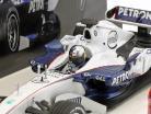 S. Vettel BMW Sauber C24B BMW World Finale Valencia formula 1 2006 1:43 Minichamps