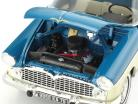 Simca Vedette Chambord year 1960 tropic green / china ivory 1:18 Norev