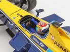 Sebastien Buemi RENAULT Z.E.15 #9 formula E champion season 2 2015/16 1:18 Spark