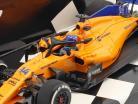 Fernando Alonso McLaren MCL33 #14 fórmula 1 2018 1:43 Minichamps