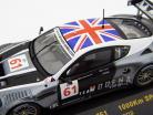 Aston Martin DBR9 N° 61 1000km de Spa Ixo 2006 1:43