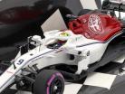 Marcus Ericsson Sauber C37 #9 Aserbajdsjan GP formel 1 2018 1:43 Minichamps