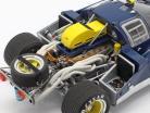 Ferrari 512M Provo Version 1971 azul / amarillo 1:18 GMP