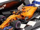 S. Vandoorne McLaren MCL33 #2 Last F1 Race Abu Dhabi GP 2018 1:43 Minichamps