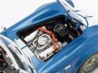 Shelby Cobra 427 Racing #21 1965 azul / blanco 1:18 CMR