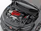 Honda Civic Type R (FK8) año de construcción 2017 cristal negro perla 1:18 AUTOart