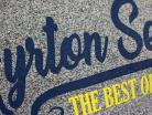 Ayrton Senna T-Shirt Vintage Sao Paulo melange cinza