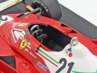Gilles Villeneuve Ferrari 312 T2 #21 Formel 1 1977 1:18 GP Replicas