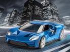 Ford GT Opførselsår 2017 kit blå 1:24 Revell