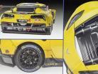 Chevrolet Corvette C7.R #4 trousse 1:25 Revell