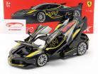 Ferrari FXX-K #44 zwart 1:18 Bburago Signature