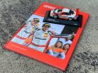 Set GT Masters champion 2018: Book with Porsche 911 (991) GT3 R #99 1:43 CMR