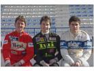 Sauber-Mercedes C9 #2 júnior teste Schumacher, Wendlinger, Frentzen 1:18 Norev