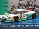 2-Car Set Audi R8 LMS #28 & #29 ganador GT Masters 2016 1:43 Minichamps